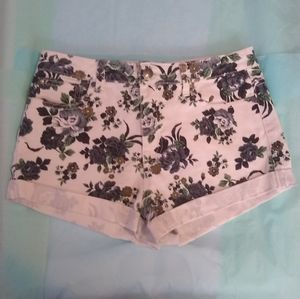 Forever 21 Floral Shorts - Size 27